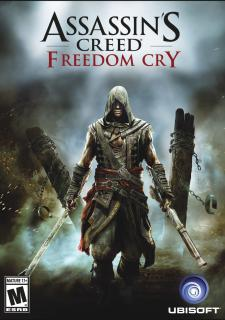Assassin's Creed 4: Freedom Cry