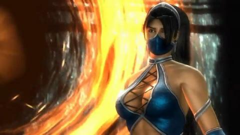 Can suggest Kitana sexuality mortal kombat very